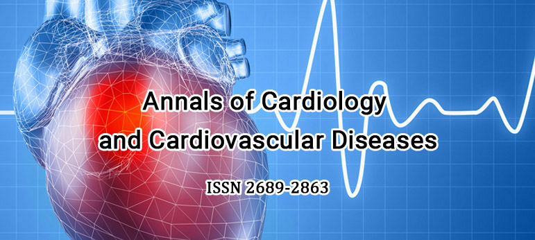 Annals of Cardiology and Cardiovascular Diseases